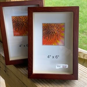 SHADOW BOXES NWT